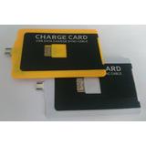 Cabo Micro Usb Em Formato De Cartão De Crédito Usb Data