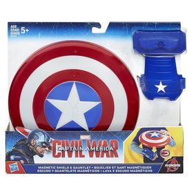Escudo Magnético Capitão América Hasbro