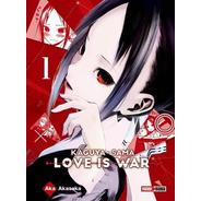 Kaguya-sama Love Is War 01 - Aka Akasaka - Panini Manga