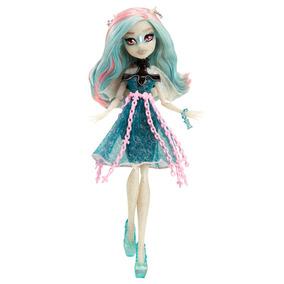 Boneca Monster High Assombrada Rochele Goyle - Mattel