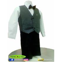 Traje Para Niños Alta Costura Super Fashion