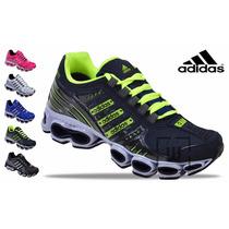 Tenis Adidas A11 Couro Sintetico Foto Original Academia Yzy