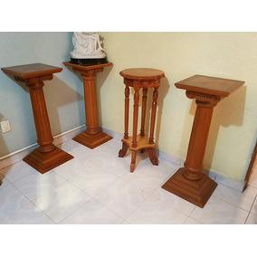 Columnas Pedestal Estilo Luis Xv Y Griego A La Venta