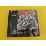 Resident Evil Ps1/pal