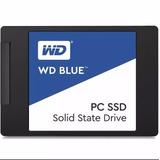 Disco Solido 500gb Wd Blue Ssd 2.5 En 6 Cuotas - Smal Lan