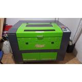 Laser Mex Eagle, Maquina Cortadora Y Grabadora Laser De Co2