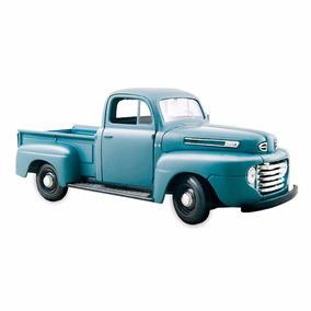 Auto Maisto 1:25 1948 Ford F-1 Pickup Gris Pc