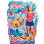 Barbie Baño De Perritos Con Accesorios Mattel Original