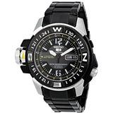 Reloj Seiko 5 Black Dial Automatico Caballero Skz231
