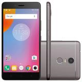 Smartphone Lenovo Vibe K6 Plus Grafite K53b36 - Dual, 4g