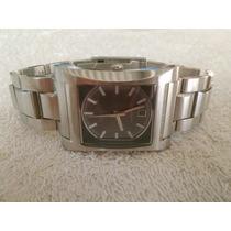 Reloj Kenneth Cole New York Hombre Quarzo Acero Nuevo