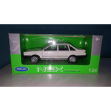 Clasico Auto Vw A Escala 1/24 Welly De Colletion
