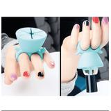 Anillo Porta Esmalte Manicure Nails