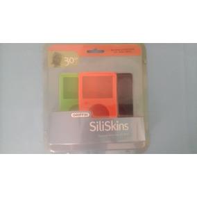 Forro De Silicon Ipod Clasic 5g