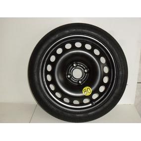 Roda Com Pneu Fino Estepe 115/70r16 Onix Prisma Spin Agile