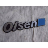 Emblema Concessionario Olsen F1000 F100 Furgoline