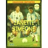 Javier Pupi Zanatti Diego Simeone Dvd Original Sellado