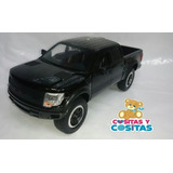 Camioneta Colección Ford Raptor 2011 Sin Caja Escala 1/24