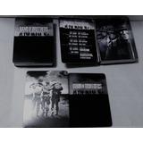 Caja Metálica De Películas Para Colección
