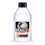 Liquido Freno Ipone 100% Sintetico Brake Dot 5.1 - Sti Motos