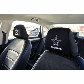 Dallas Cowboys Cubrecabeceras Para Asientos De Auto