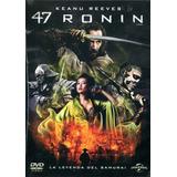 Dvd 47 Ronin La Leyenda Del Samurai ( 2013 ) - Carl Erik Rin