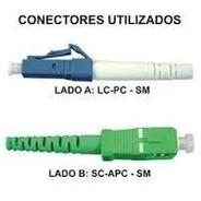 Cordão Optico Sc-apc / Lc-pc (25 Mts) Vendo Outros Tamanhos