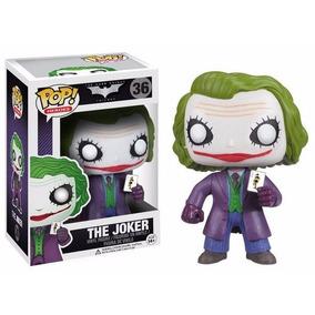 Funko Pop - Coringa (the Joker) - O Cavaleiro Das Trevas