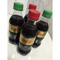 Mini Garrafa Pet Coca Cola - Olimpíadas - 250 Ml Lacrada