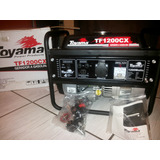 Gerador Gasolina Toyama 1.200 Watts 110 X 220 Novo