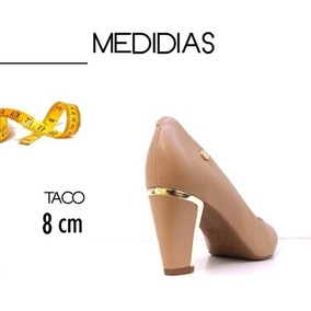 Zapatos Cerrado Taco 8cm Vizzano Plat Oficina 1140613 Rimini