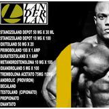 Suplementos Desarollo Muscular Testosterona Sustanon Trembo