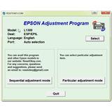 Reset Epson L1800 Solución Almohadillas - Envío Gratis