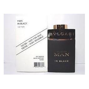 Bvlgari Man In Black100ml Edp. Perfume Tester. Original