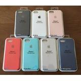 Silicone Case, Iphone X 8, 7, 6 Plus Apple Funda Original
