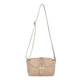Cartera Secret Evora Ss19 Cross Bag Natural M