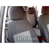 Fundas Cubre Asientos Jackard Premium Chevrolet Prisma Onix