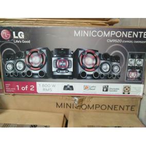 Minicomponente Marca Lg