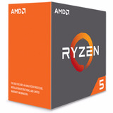 Micro Procesador Amd Ryzen 5 1600x 4.0 Ghz Am4 Envio 2