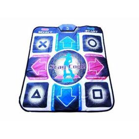 Tapete De Dança Para Pc Ps2 Ps3 Xbox Wii 4 Em 1