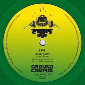 E.p.g. - Party Rock (disco Verde Limetd Edition) Lacrado