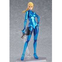 Metroid Other M: Samus Aran Zero Suit Figma