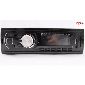 Radio Carro Som Bluetooth Mp3 Player Usb Sd N Dvd Aircross
