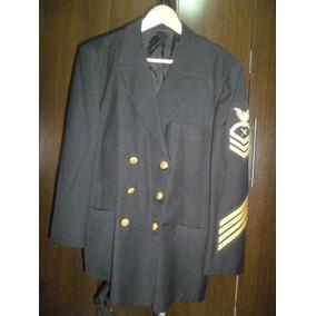 Uniforme Armada Marina Norteamericana Invierno