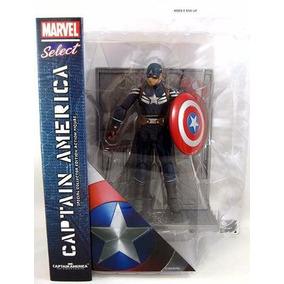 * Marvel Select - Capitão América 2 - Lacrado*
