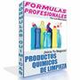 Manual De Formulas Para Productos De Limpieza - Digital