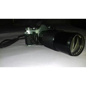 Camera Canon Ae 1 Raridade