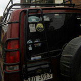 Portaequipajes Land Rover Discovery en Mercado Libre Argentina 14401e5e9ade