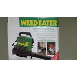 Soplador - Aspirador Weed Eater Modelo: Gbi 30v 30cc