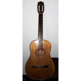 Guitarra Criolla+funda Marca Britta Hohner Con Alma De Tango